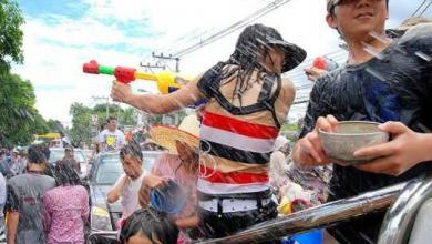 Photo of Songkran, il Capodanno tailandese e le sue battaglie d'acqua