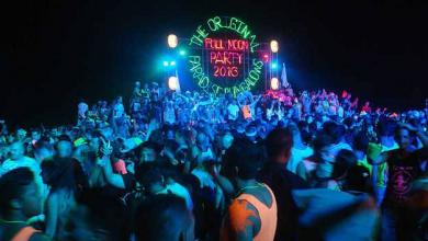 Photo of Full Moon Party in Thailandia: descrizione e date delle feste del 2019 – 2020 a Koh Phangnan