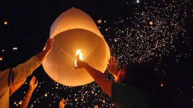 Photo of Loi Krathong, il festival delle luci in Thailandia