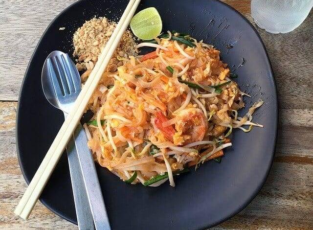 Photo of Pad Thai: Thai fried noodles recipe