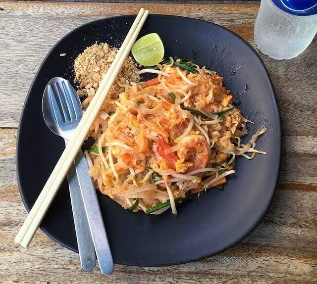 Pad Thaï : la recette des nouilles sautées thaïlandaise