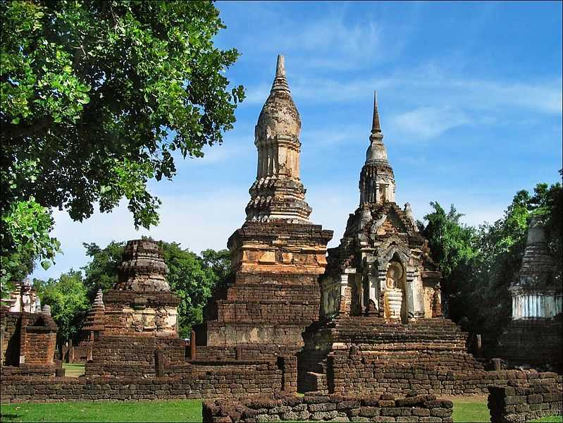 Historic Town of Sukhothai Thailand - Travel Guide