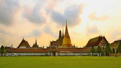 Photo of The Grand Palace (Royal Palace) and the Emerald Buddha in Bangkok