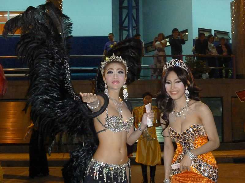 Transexuals in Pattaya