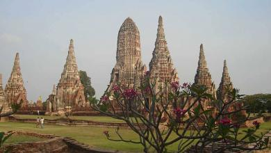 Photo of Ayutthaya, the ancient capital of Siam