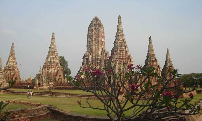 Photo of Ayutthaya, l'ancienne capitale du Siam