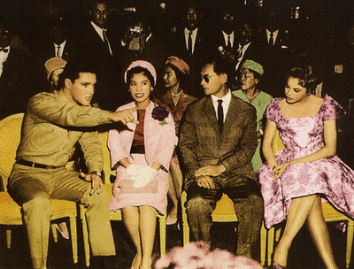 Photo of When the King of Thailand met Elvis Presley, the king of rock 'n' roll