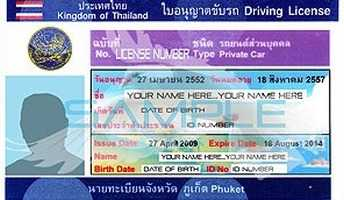 Photo of Motorcycle license in Thailand: how to get it