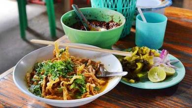 Photo of Khao Soy: curry noodle soup, Chiang Mai's delight