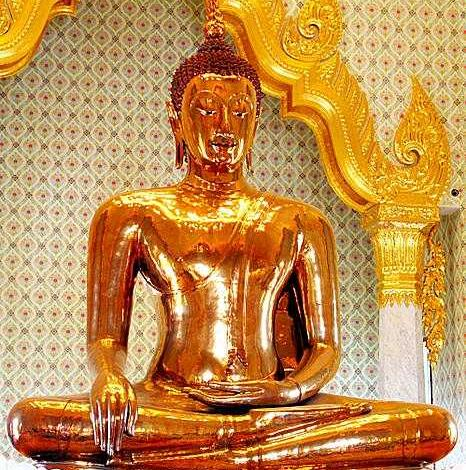 Photo of The incredible story of the Golden Buddha of Wat Traimit in Bangkok