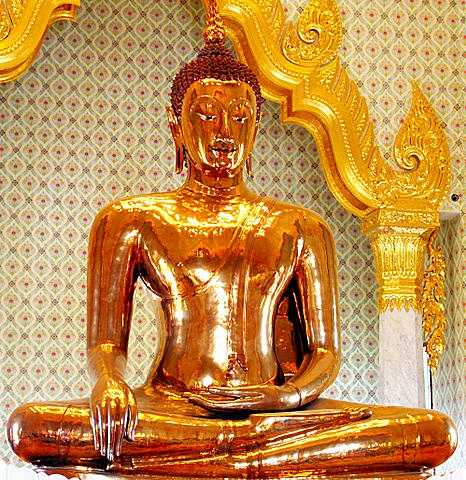 The incredible story of the Golden Buddha of Wat Traimit in Bangkok