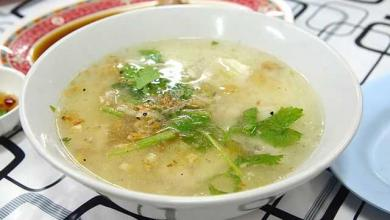 Photo of Thai Rice Soup Recipe: Khao Tom