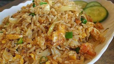 Photo of The Thai Fried Rice Recipe: Khao Pad (ข้าวผัด)