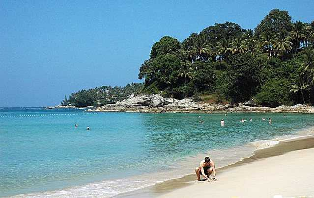 Surin's Beach