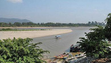 Photo of Chiang Saen north of Chiang Rai, the guide to discover the golden triangle