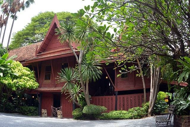 Jim Thompson's house in Bangkok