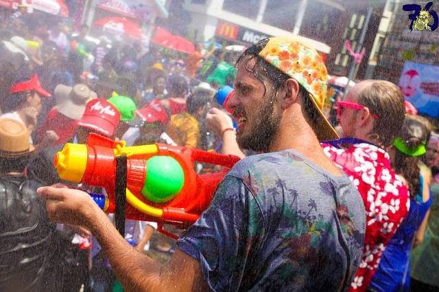 Do's and don'ts for Songkran 2020