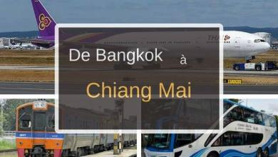 Photo of Bangkok to Chiang Mai by train, bus or plane