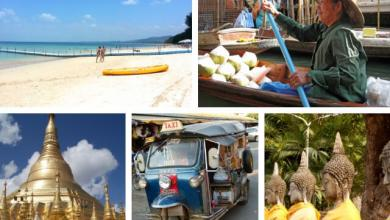Photo of Thailand: the complete guide to prepare your trip