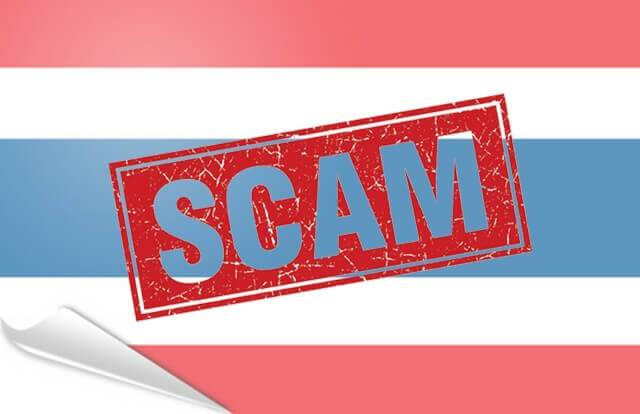 Scams in Thailand