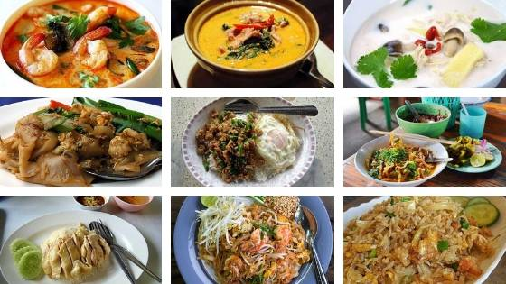 10 best Thai dishes: what to eat in Thailand